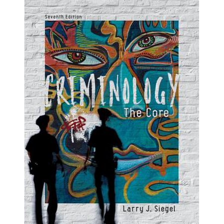 Criminology : The Core (T De Cobre)
