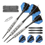 Fat Cat Bulletz 90% Tungsten Steel Tip Darts and Accessories 23 Grams
