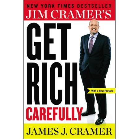 Jim Cramer's Get Rich Carefully - eBook
