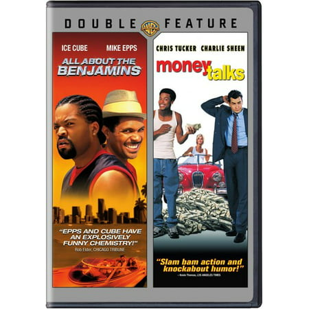 All About The Benjamins / Money Talks (DVD)](Money Talks Halloween)