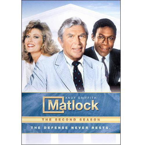 Matlock: The Second Season (Full Frame)