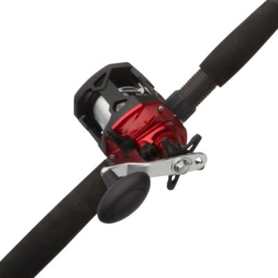 Berkley Big Game Baitcast Reel and Fishing Rod Combo