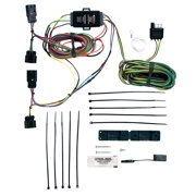Hopkins Towing Solution 56106 Plug-In Simple Towed Vehicle Wiring Kit; For Vehicles Towed By A Motorhome; Incl. Diodes To Isolate Vehicle From Motorhome; Exact  Fit; Incl. Mounting Accessories;