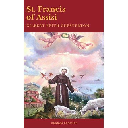 St. Francis of Assisi (Best Navigation, Active TOC) (Cronos Classics) -