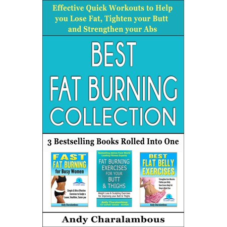 Best Fat Burning Collection - Lose Fat, Tighten Your Butt And Strengthen Your Abs -