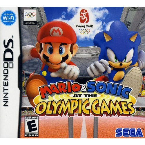 Mario & Sonic: Olympic Games (DS)