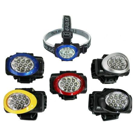 Diamond Visions 08-1209 10 LED SMD Head Lamp ( 1 Light )