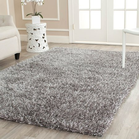 Safavieh Handmade New Orleans Grey Textured Polyester Area Rug 4
