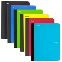 Five Star Composition Book, Quad Ruled, 100 Sheets, Color Choice Will Vary (09893)