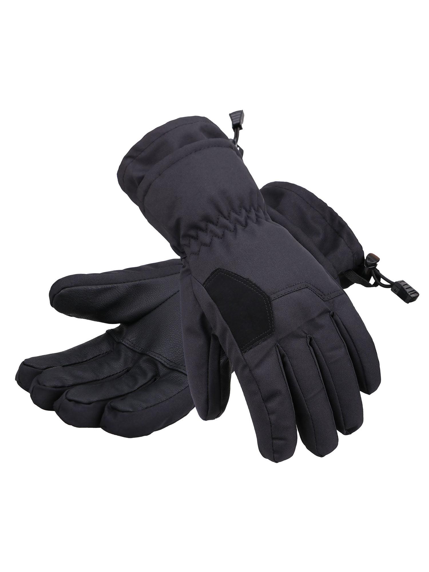 Lullaby Kids Ski Gloves Insulation Winter Mittens Waterproof Windproof S