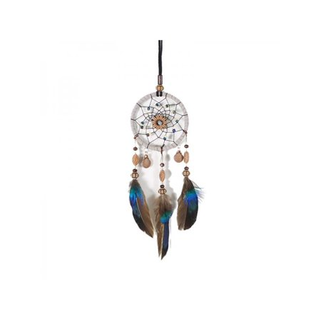 Cluxwal Boho Dream Catchers Handmade Dreamcaters with Flowers for Wall Hanging Decoration, Wedding Decoration Craft