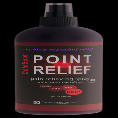 Fabrication Enterprises Point Relief Cold Spot Spray