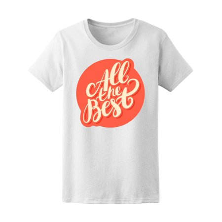 All The Best Vintage Style Tee Women's -Image by