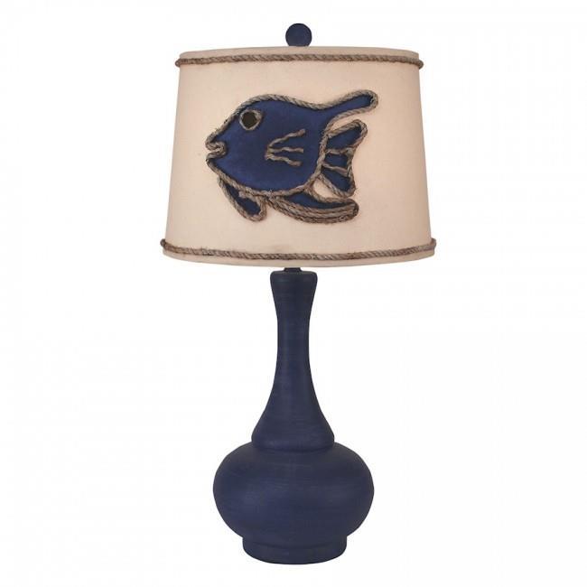 Coast Lamp Manufacturer 16-B16D Morning Jewel Aladdin Tab...