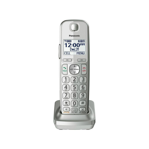 Panasonic KX-TGEA40S Dect 6.0 Digital Additional Cordless Handset for KX-TGE463S / KX-TGE474S / KX-TGE475S