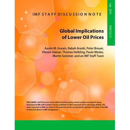 Global Implications of Lower Oil Prices - eBook (Global Price Fixing)