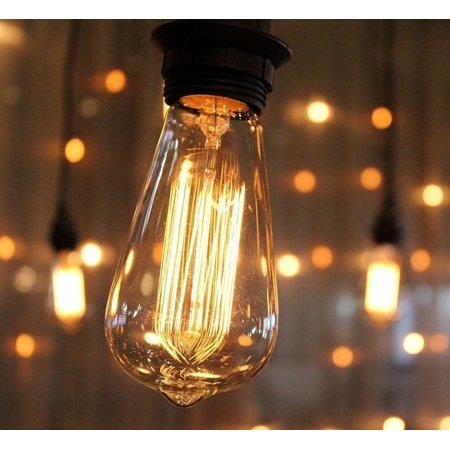 Zimtown bulb string lights with st64 edisonincandescent bulbs zimtown bulb string lights with st64 edisonincandescent bulbs weatherproof outdoor commercial vintage string audiocablefo