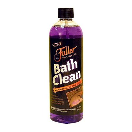 Fuller Brush Bath Clean All Purpose Bath Tile Cleaner Non Abrasive