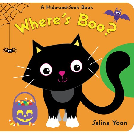 Where's Boo?: A Hide-And-Seek Book (Board Book)](Boo To You Halloween Parade)