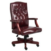 Boss Office & Home Traditional High-back Executive Swivel Chair