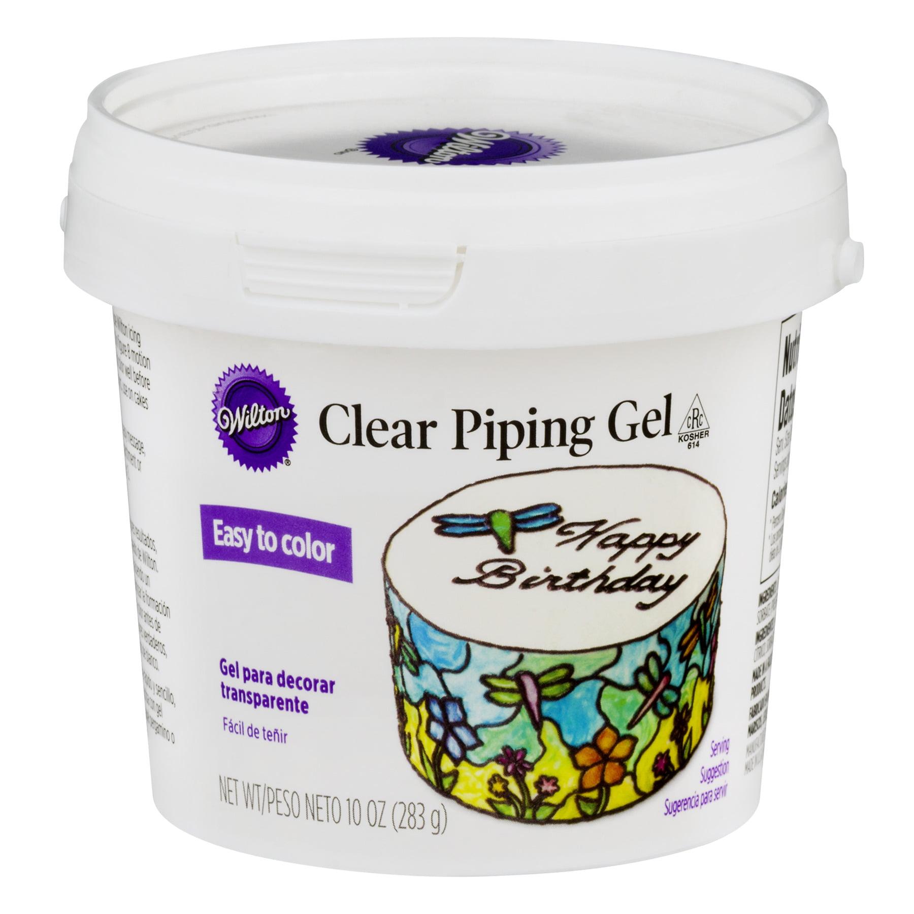 Wilton Clear Piping Gel, 10 oz.