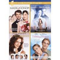 Made Of Honor / Maid In Manhattan / My Best Friend's Wedding / The Wedding Planner (DVD)