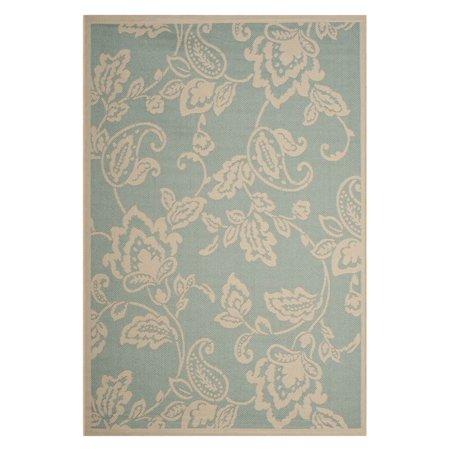 Safavieh Martha Stewart Lily Floral Indoor/Outdoor Area Rug