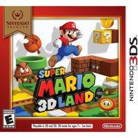 Refurbished Nintendo Selects: Super Mario 3D Land 3DS