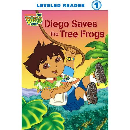 Diego Saves the Tree Frogs (Go, Diego, Go!) -