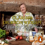 A History of English Food - Audiobook