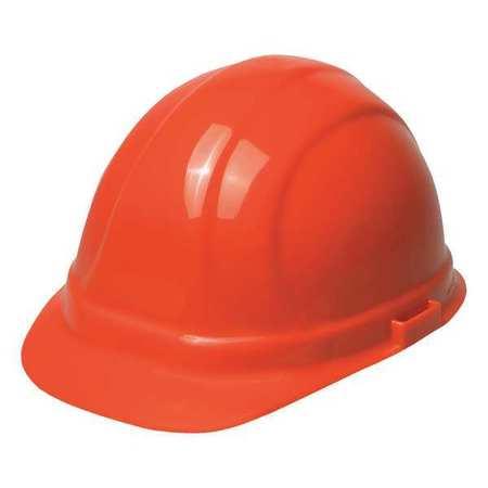 ERB SAFETY Hard Hat,6 pt. Pinlock,Or 19133