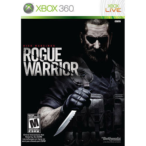 Rogue Warrior (Xbox 360) - Pre-Owned