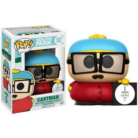 FUNKO POP! TELEVISION: SOUTH PARK - CARTMAN PIGGY](South Park Halloween Avengers)