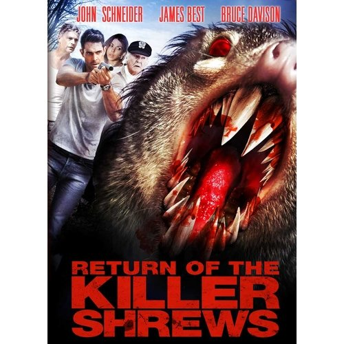 Return Of The Killer Shrews (Widescreen)