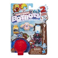 Transformers BotBots Toys Series 1 Toilet Troop 5-Pack