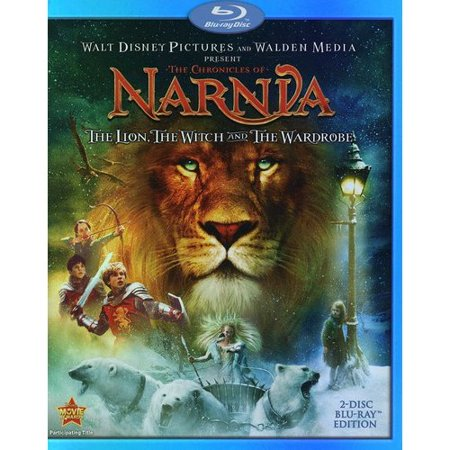 The Chronicles Of Narnia: The Lion, The Witch And The Wardrobe (Blu-ray) (Lion The Witch And The Wardrobe Tv Series)