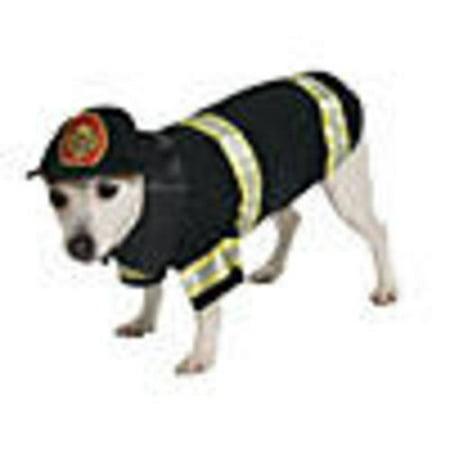 Firefighter Dog Costume - Large