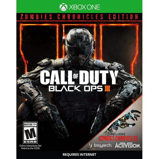 Call Of Duty Black Ops 3 Zombie Chronicles Edition Activision