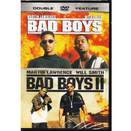 Bad Boys / Bad Boys II (Widescreen)