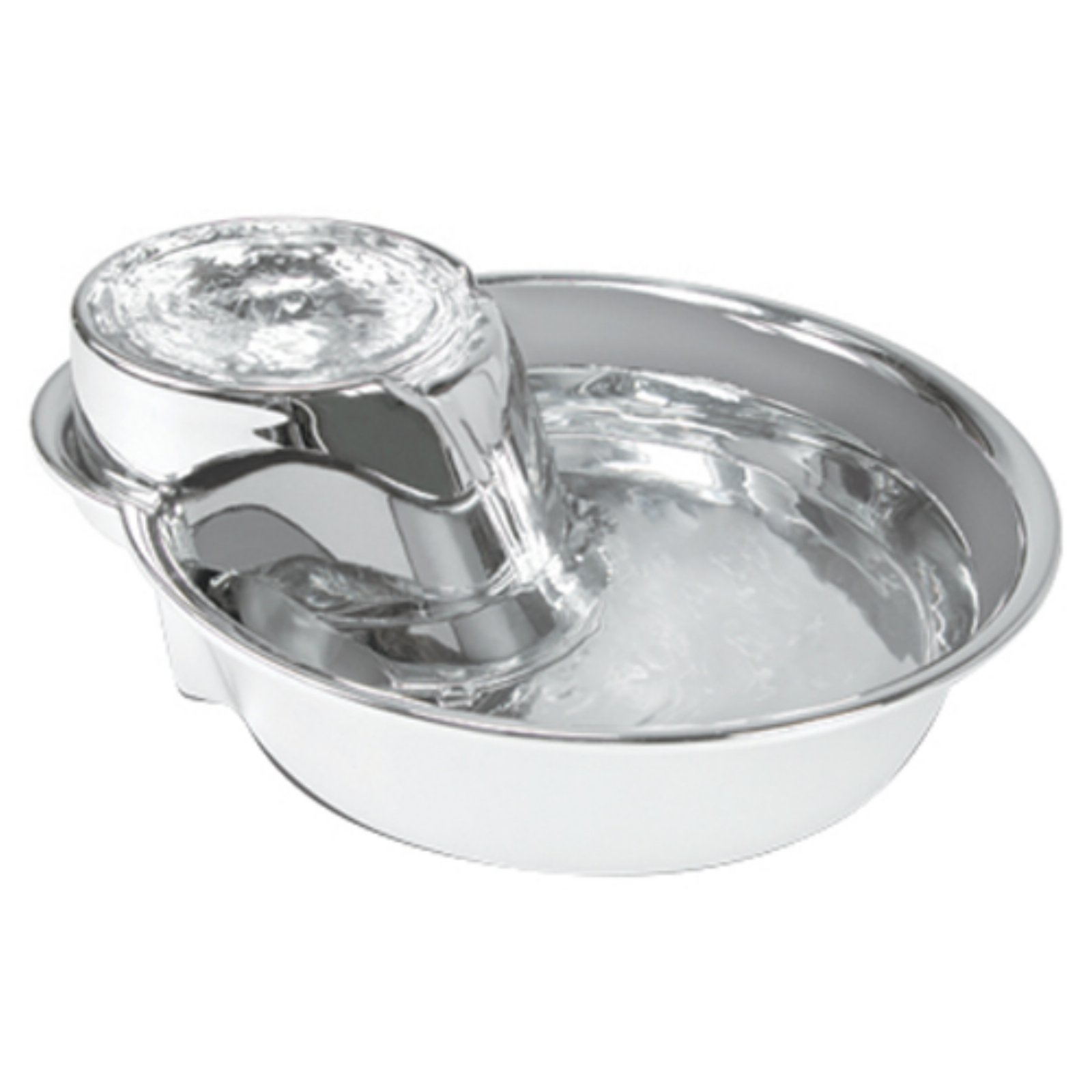 Pioneer Pet Big Max Stainless Steel Fountain