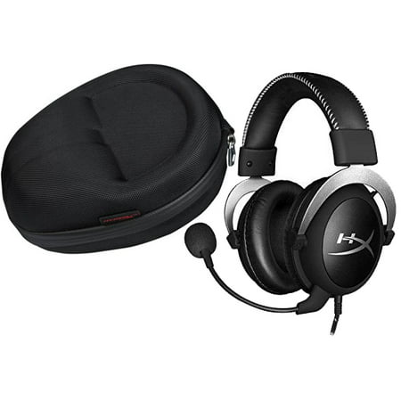 HyperX Cloud II Pro Red Gaming Headset + Carrying Case