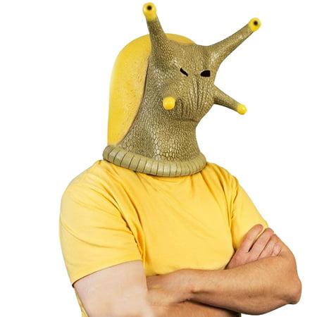 Banana Slug Adult Costume Mask