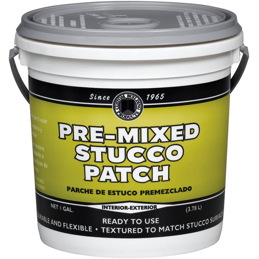 Dap 60817 1 Gallon Pre-Mixed Stucco Patch
