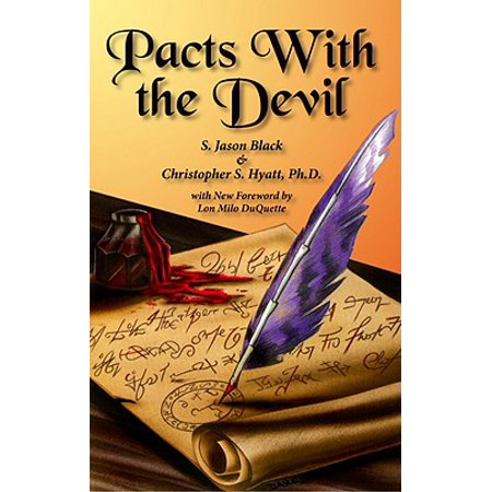 Pacts with the Devil : A Manual of the Left Hand (Jamie O Neal Devil On The Left)