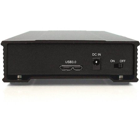 "MiniPro 2.5"" SATA to USB 3.0 External Aluminum Hard Drive ..."
