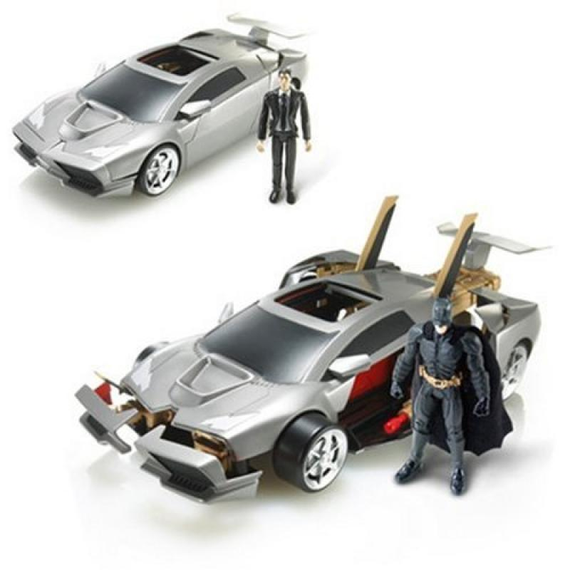 Mattel Batman Dark Knight Bruce Wayne Coupe by