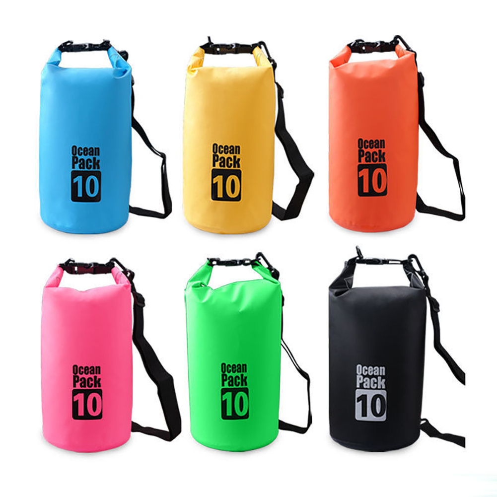 Girl12Queen 2/5/10/15/20L Waterproof Dry Bag Outdoor Sport Backpack Kayaking Floating Sack