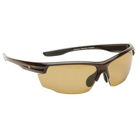 golf callaway c80029 tortoise plastic frame with brown lens kite (Callaway Sun Glasses)
