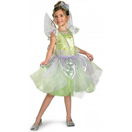Tinker Bell Tutu Prestige Child Costume - X-Small (Bell Tutu)