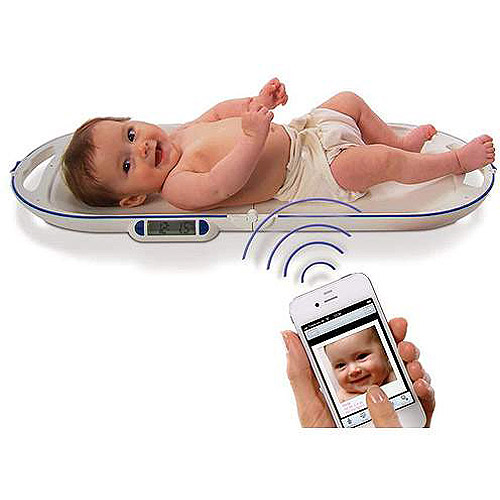 iParent Baby Scale with App